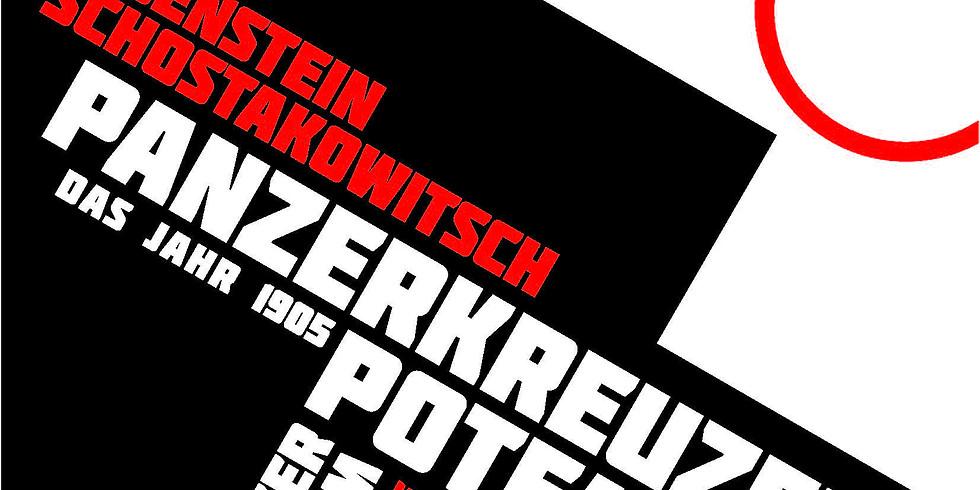 Stummfilm Panzerkreuzer Potemkin