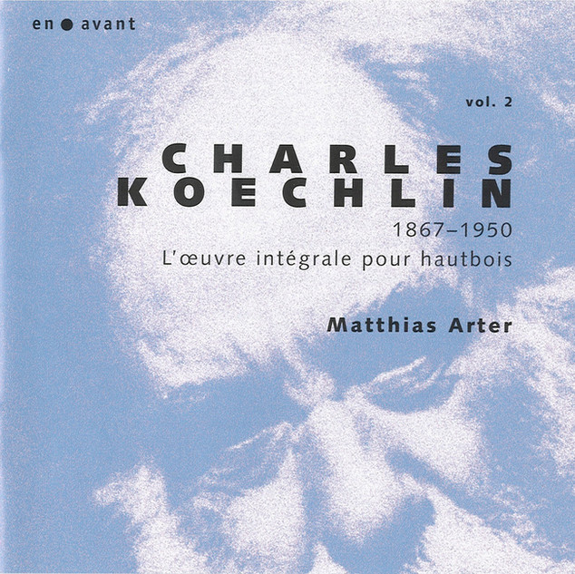Charles Koechlin (2000) No.8