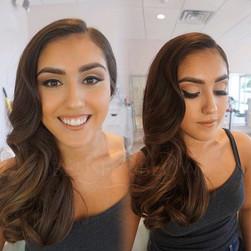 hair + makeup magic