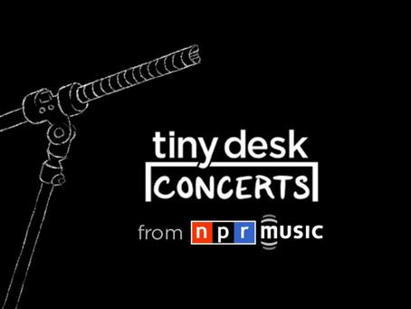 5 Best Perfomance di Tiny Desk Concert