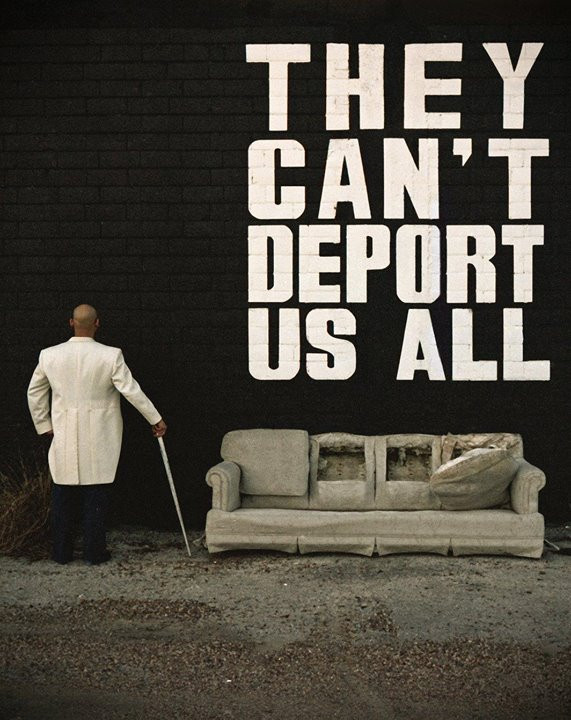 They Can't Deport Us All