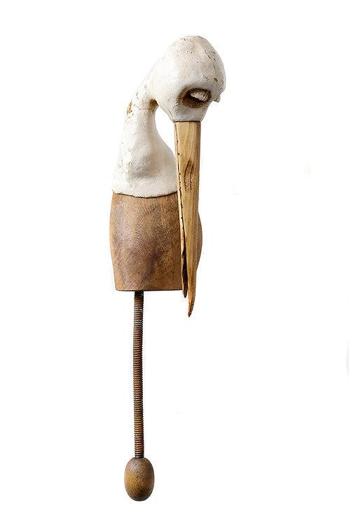 Medrano Shoetree - Bashful Bird