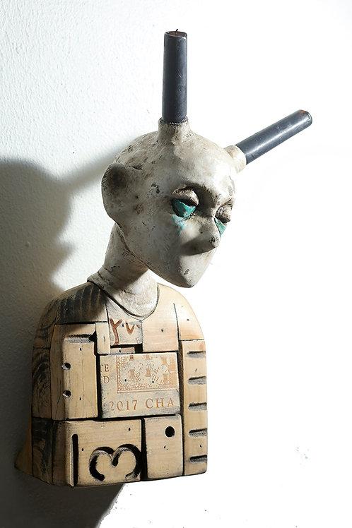 Medrano Sculpture #1