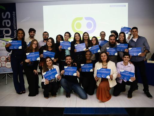 Conecta Santos forma a 4ª turma de Qualificação Profissional!