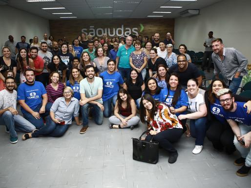9º Fórum em Roda de Santos reuniu 94 pessoas confira!