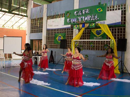 4º Café Cultural de Santos reuniu 312 pessoas!