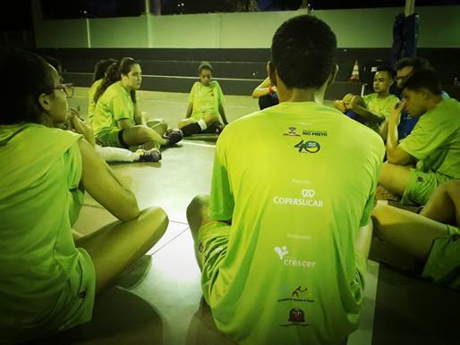 Confira a 1ª aula do Vôlei Educacional em Rio Preto!