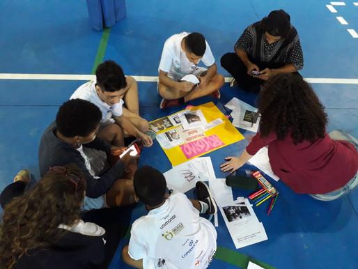 Conecta Vôlei II promove atividades de Promoção à Saúde em parceria com a UNIFESP