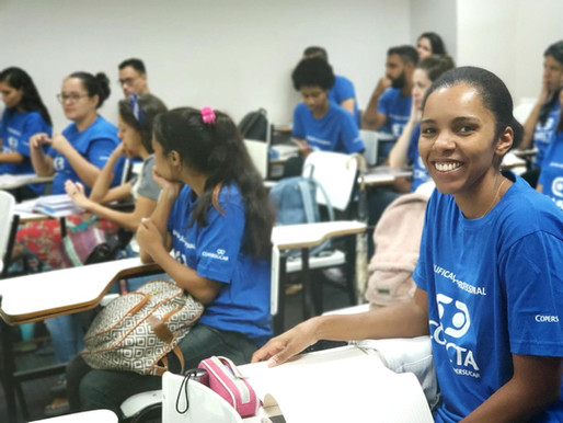 Confira como foi a primeira aula de Gestão da Qualidade de Vida em Santos!