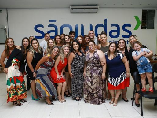 Conecta Santos forma a 5ª turma de Qualificação Profissional!