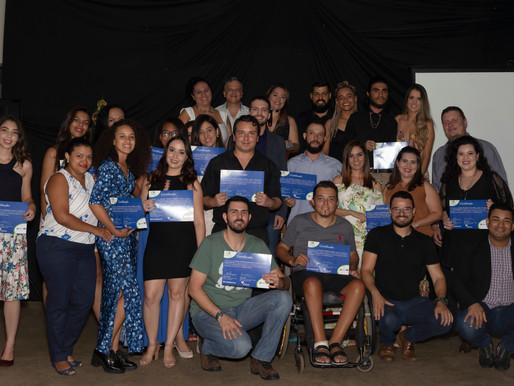 2ª turma de Qualificação Profissional do Conecta se forma em Rio Preto!