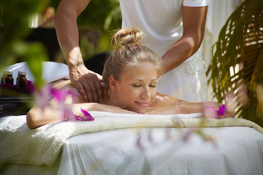Anti-stress relax massage voor 1 persoon