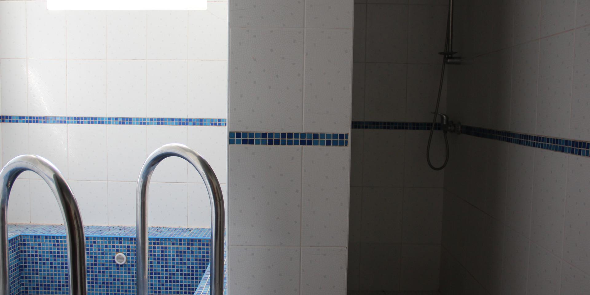 купель и душ