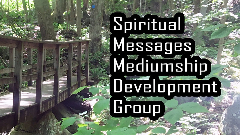 Mediumship Development  Group