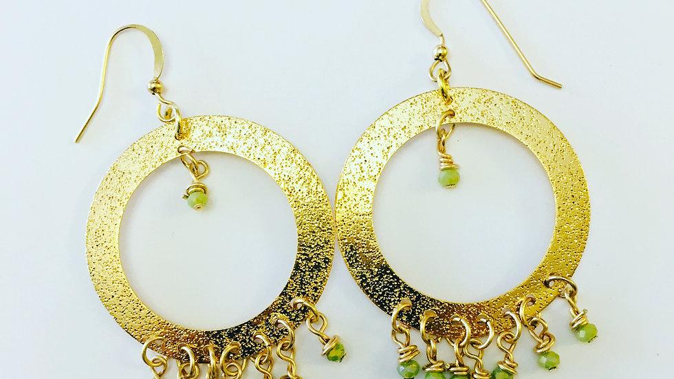 Golden Gypsy Earrings
