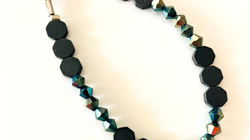 Black Slate Bracelet