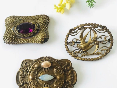 Costume Jewelry Through the Ages