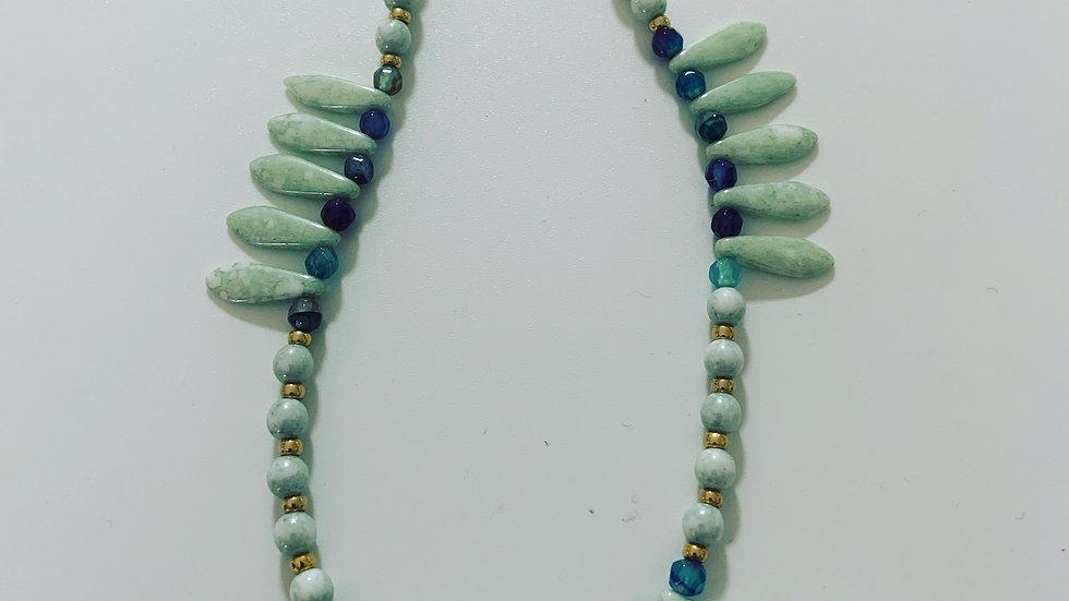 Mediterranean Sea Necklace