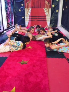 yoga pose on red carpet.jpg