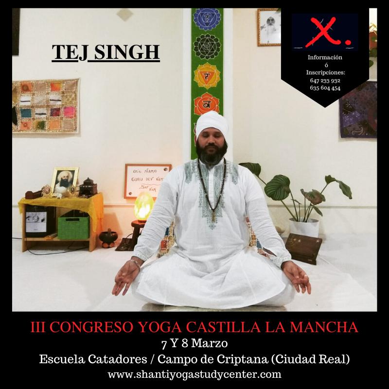 Tej Singh