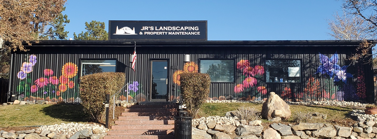 JRs Landscaping Building Front