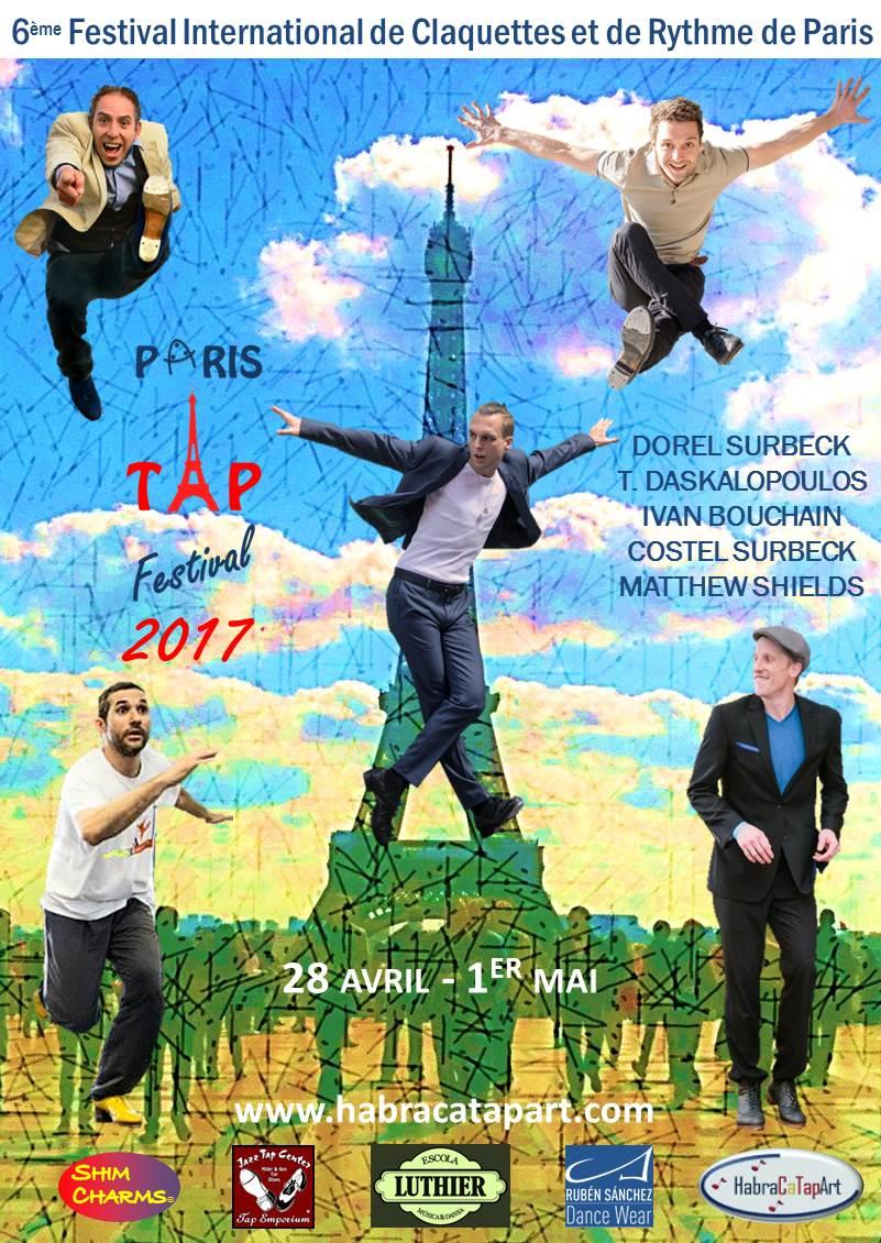 Paris Tap Festival 2017