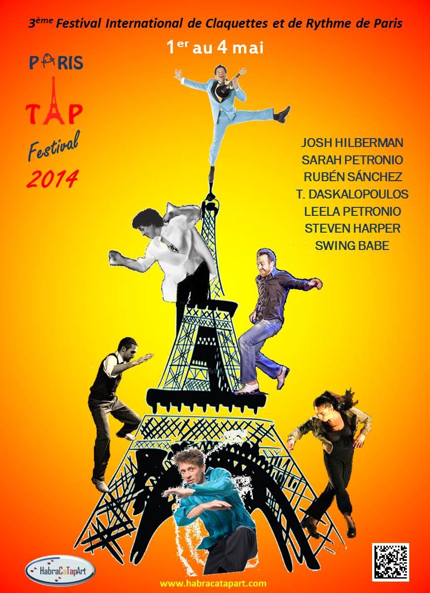 Paris Tap Festival 2016