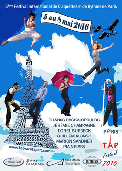 Paris Tap Festival 2014