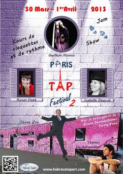 Paris Tap Festival 2013