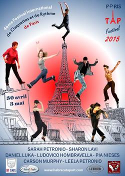 Paris Tap Festival 2015