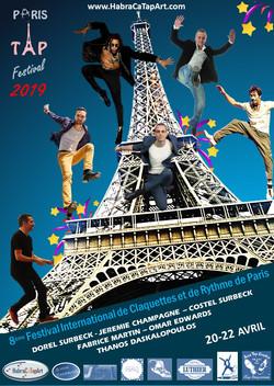 Paris Tap Festival 2019