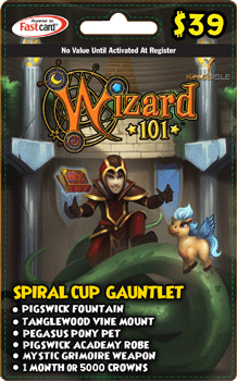 Spiral Cup Bundle Available at Target! | Wizard101 Weekly
