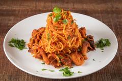Basil Tomato Pasta