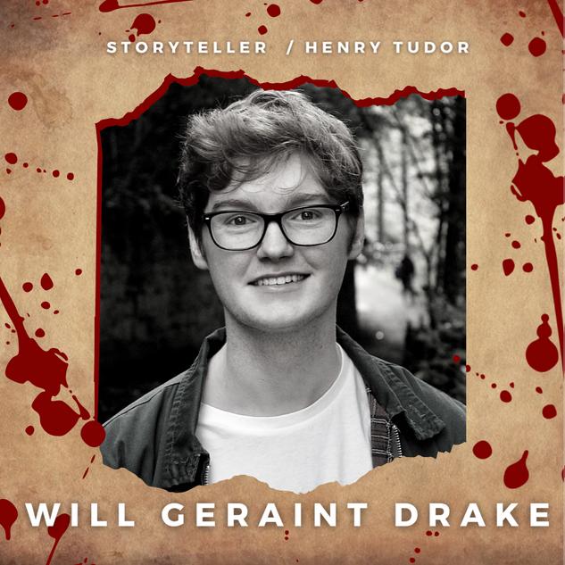 Will Geraint Drake