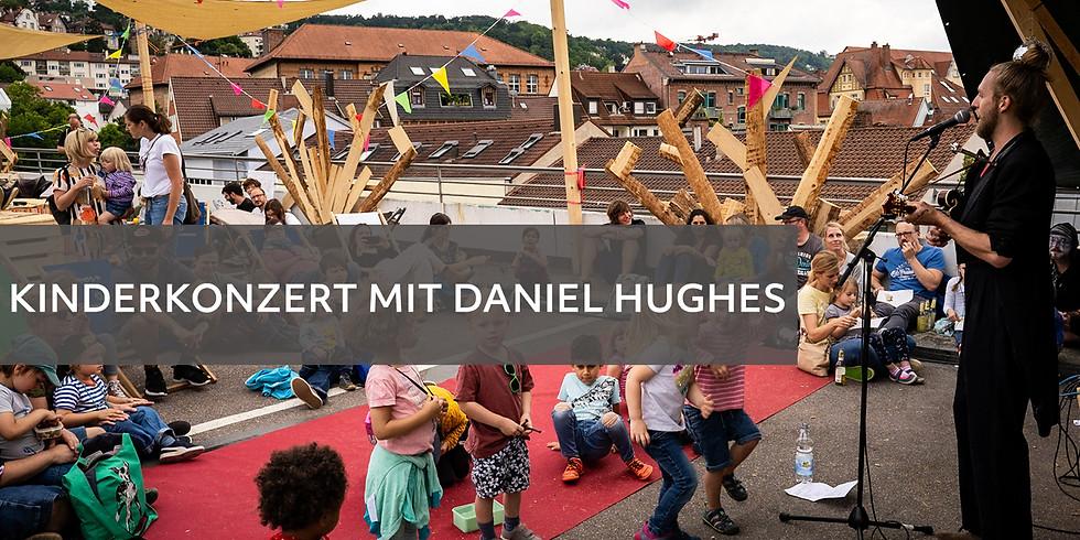 Kinderkonzert mit Daniel Hughes // BuBe2020