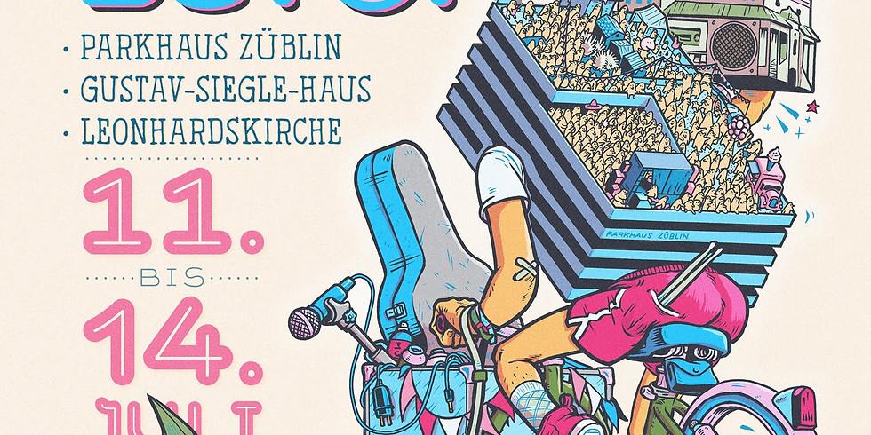 Bunter Beton 2019 - Liedermacherfestival Stuttgart