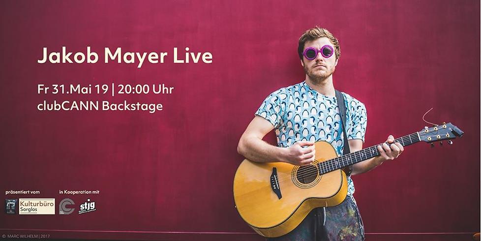 Konzert: Jakob Mayer