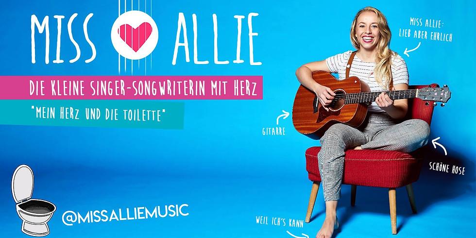 Konzert: Miss Allie