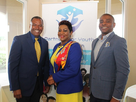 Partners for Youth Foundation on a Mission!