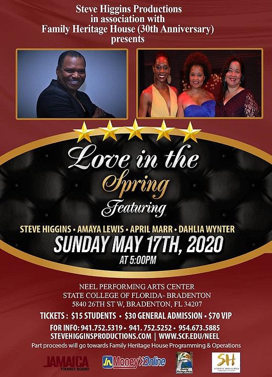 Steve Higgins Concert May 17 2020 Braden