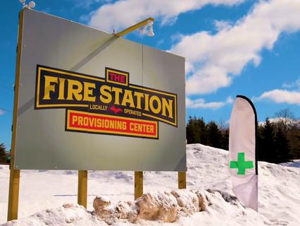 The Fire Station Cannabis Co. - Negaunee, MI