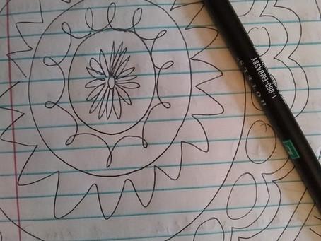 Wobbly Mandala Day