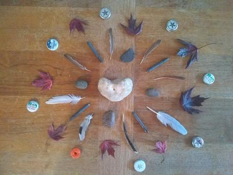 Nature Mandala as Healing Practice