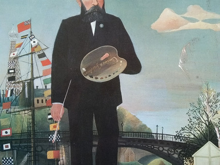 Rousseau: A Sunday Painter