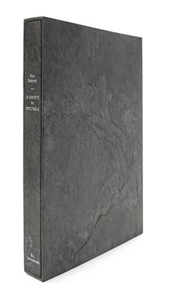 Custom box for antiquarian book