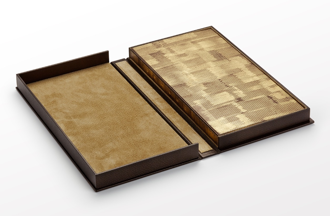 Design binding in its box