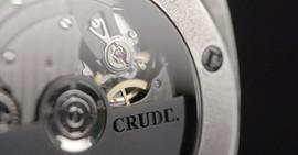 Crude-Watch-Movement