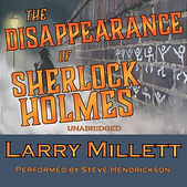 The Disappearance of Sherlock Holmes_cov