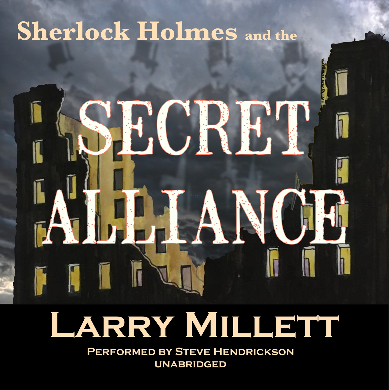 Secret Alliance cover art