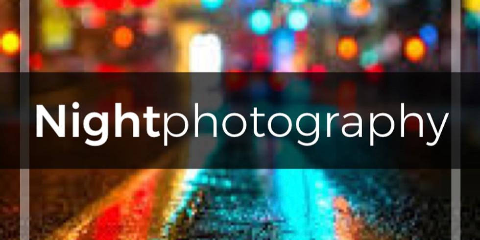 Night Photography Photo Walk